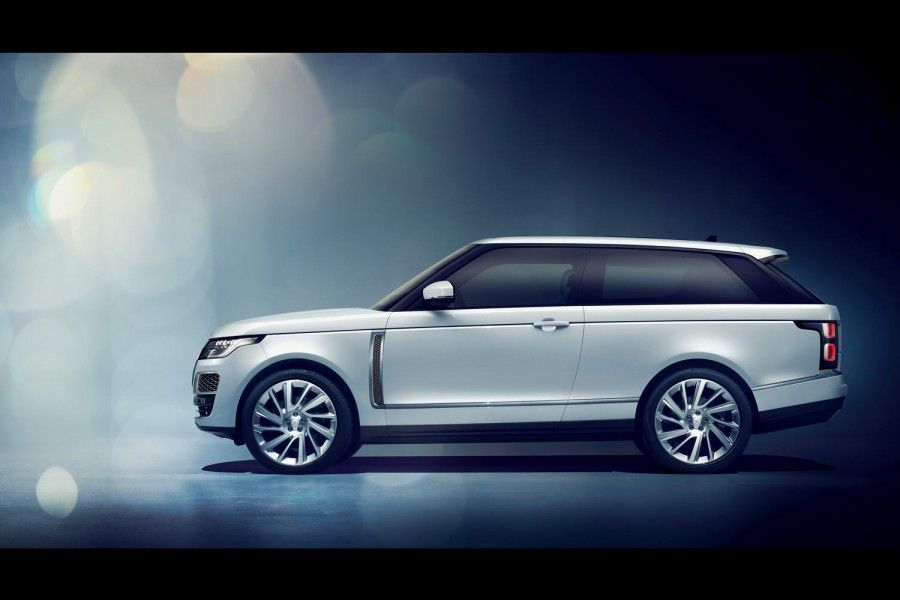 Car News   Range Rover SV Coupe: full details and pictures   CompleteCar.ie