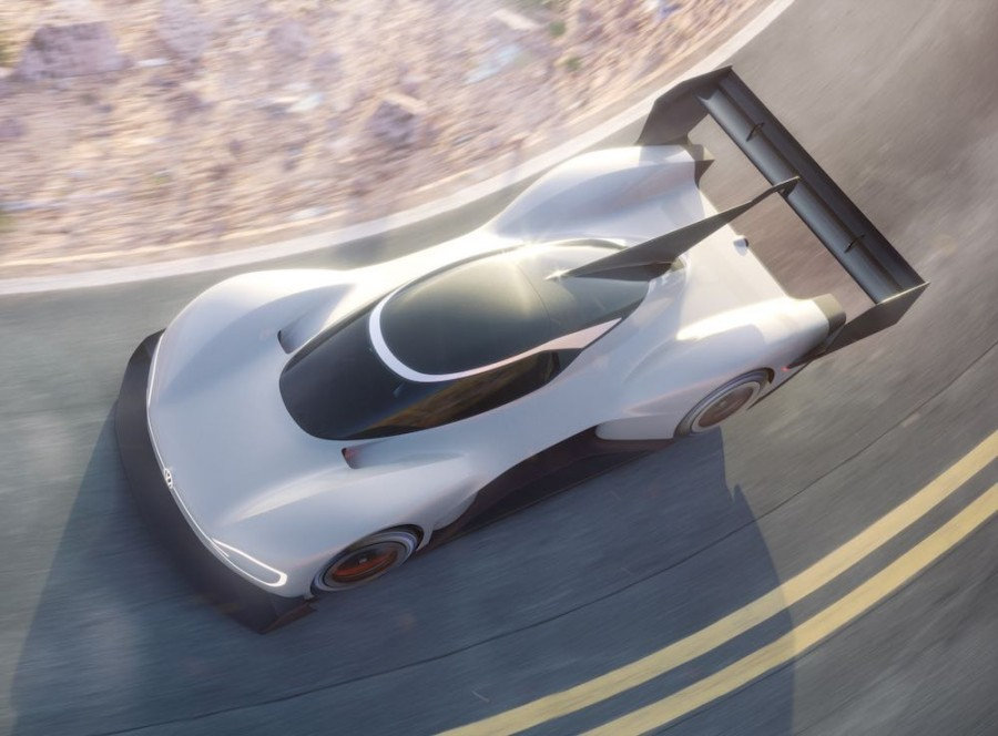 Car News   Volkswagen to Pikes Peak with all-electric supercar