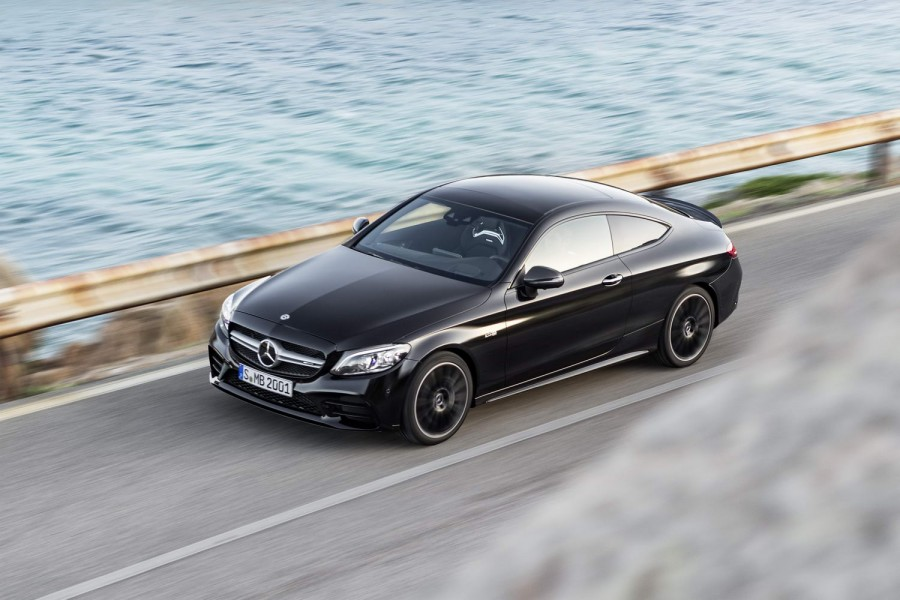 Car News   Facelift for Mercedes C-Class Coupe and Cabriolet   CompleteCar.ie