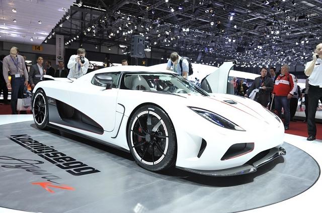 Car News | Full 1,115hp spec of new Koenigsegg | CompleteCar.ie