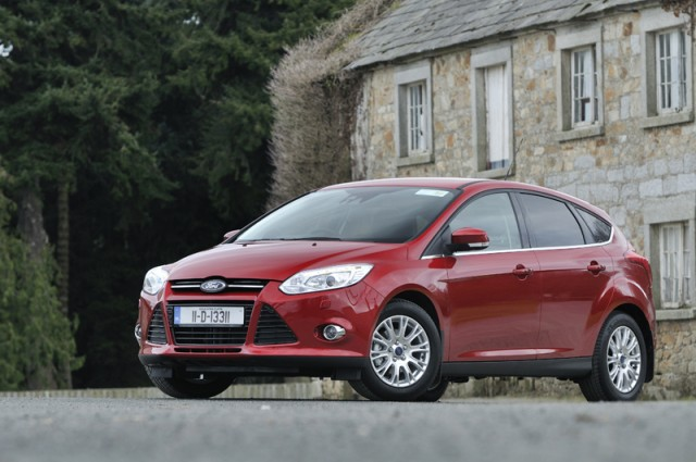 Car News | All-new Ford Focus on sale in Ireland | CompleteCar.ie