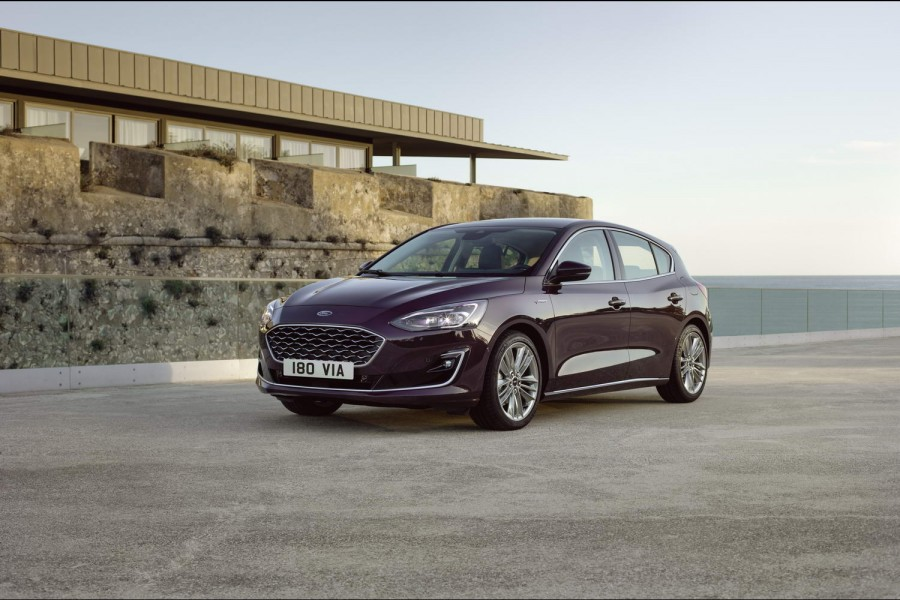 New Ford Focus Details Images And Specs Car And Motoring News By