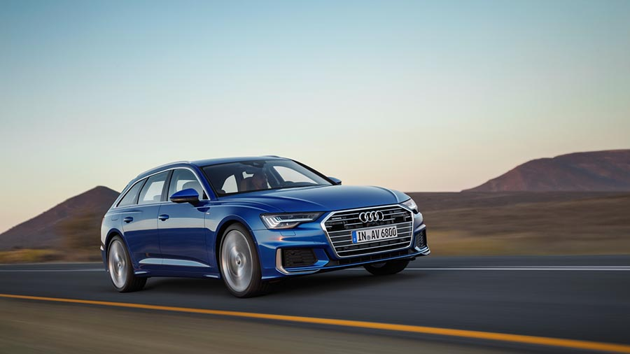 Car News | New Audi A6 Avant: full pictures, details and specifications | CompleteCar.ie