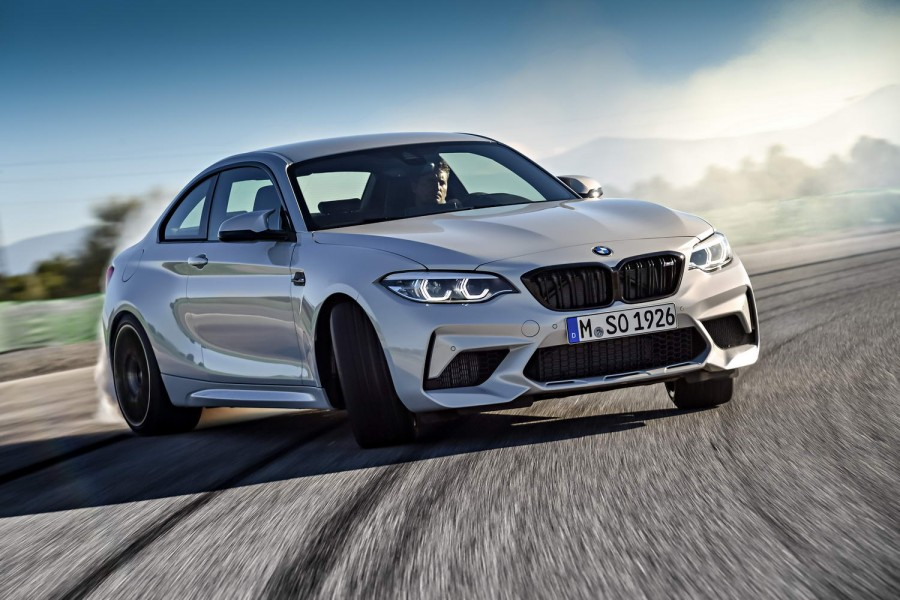 Car News | BMW M2 morphs into 410hp Competition | CompleteCar.ie