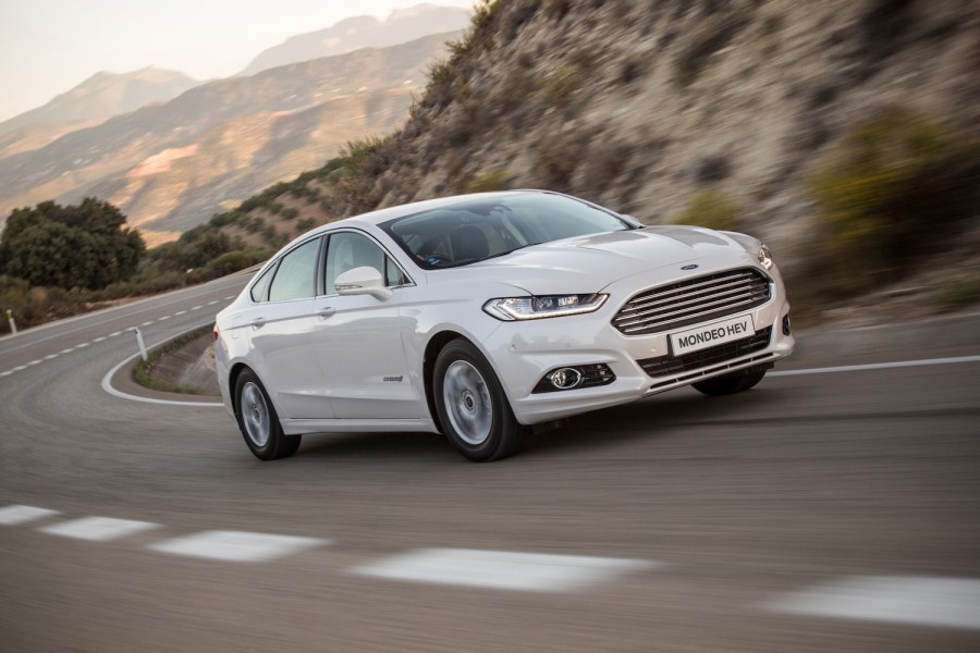 Car News | Ford Mondeo Hybrid goes on sale in Ireland