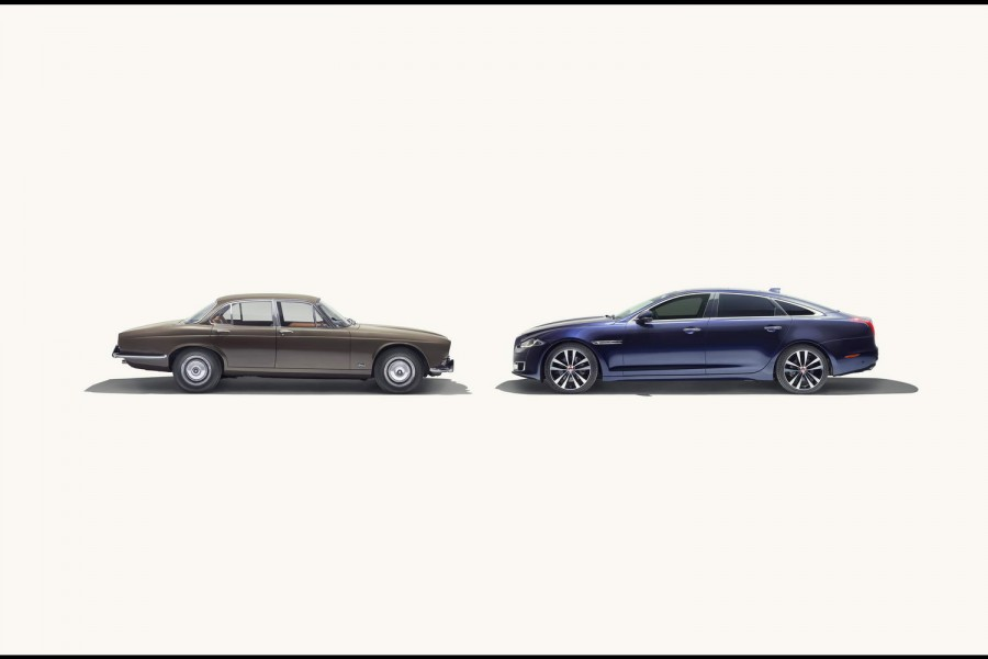 Car News | Jaguar marks XJ's 50th with special edition