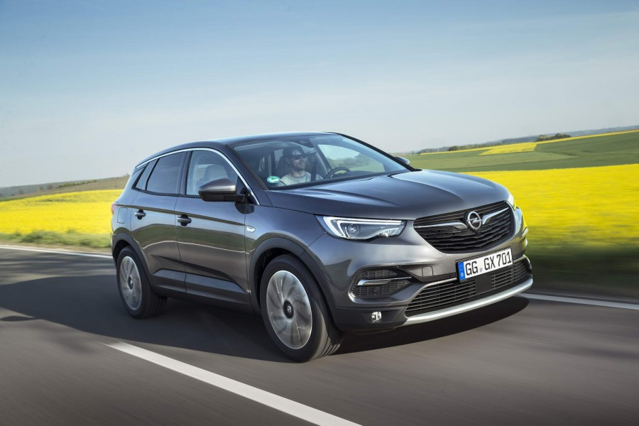 Car News | Opel introduces 1.5 diesel to Grandland X
