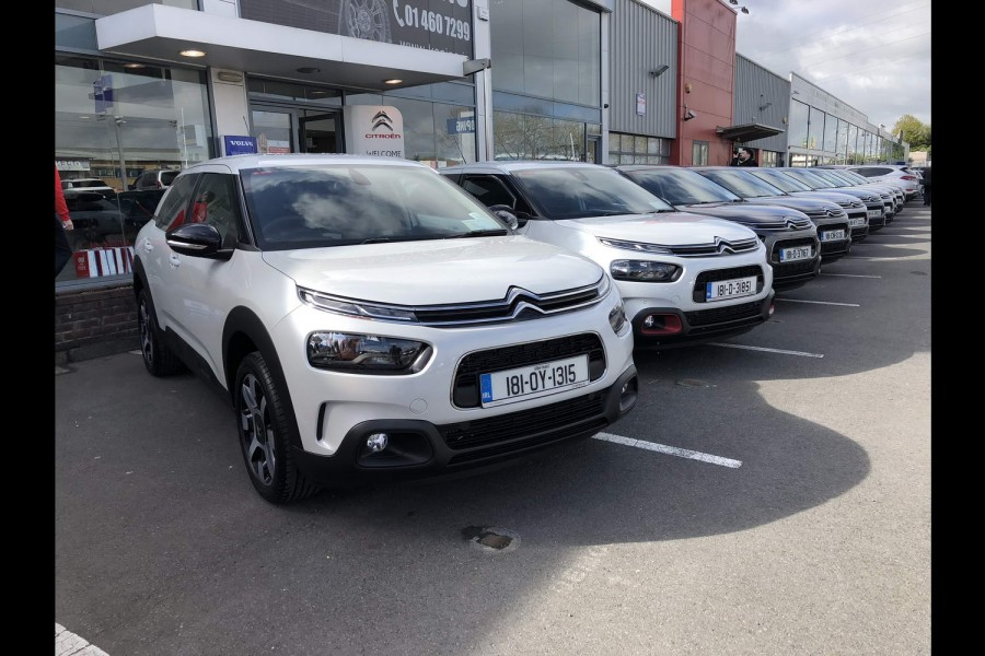 Car News | Citroen C4 Cactus Irish pricing news