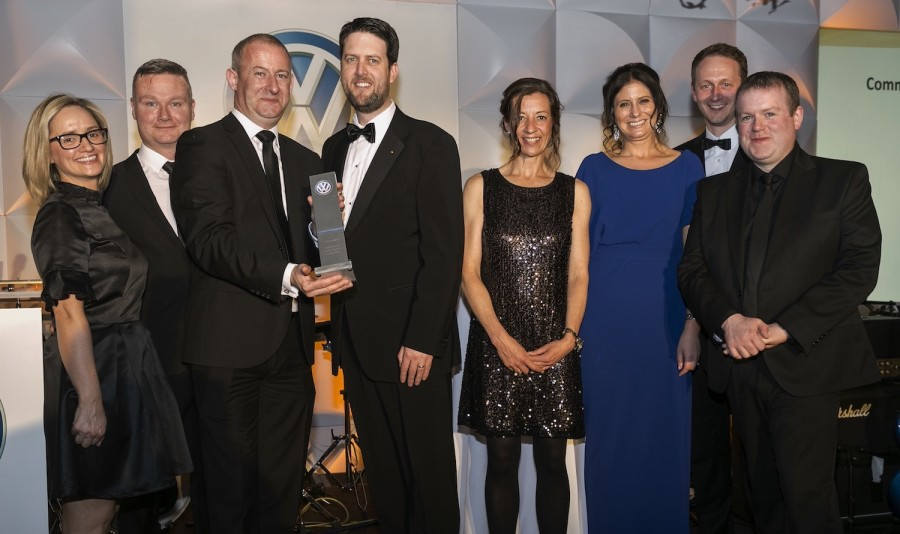 Car Industry News | Connollys Volkswagen Sligo named Commercial Vehicle Dealer of the Year | CompleteCar.ie