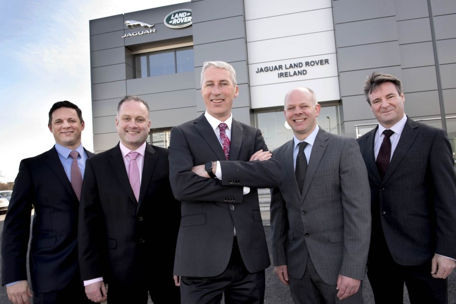 Car Industry News | Jaguar Land Rover Ireland appoints new Managing Director | CompleteCar.ie