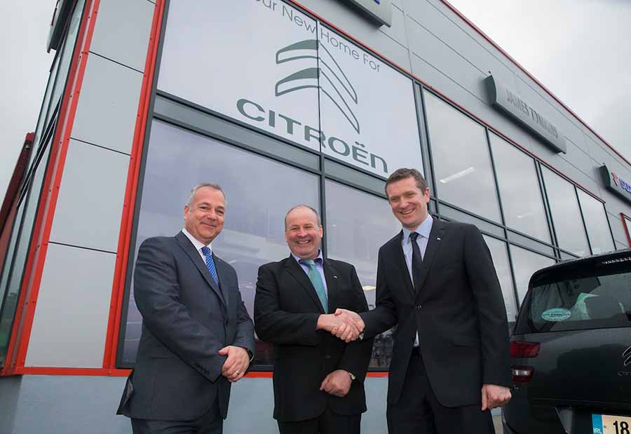 Car Industry News | New Citroen and DS Automobiles dealership in Wexford | CompleteCar.ie