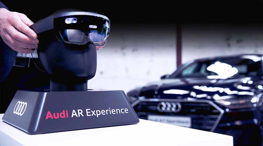 Car News | Audi brings virtual reality to its Irish dealers | CompleteCar.ie