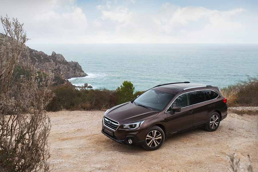 Car News | Subaru Outback 2018MY to start from €46,995 | CompleteCar.ie