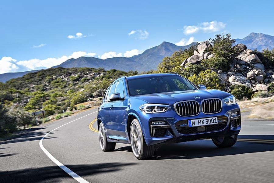 Car News | M40d joins BMW X3 range | CompleteCar.ie