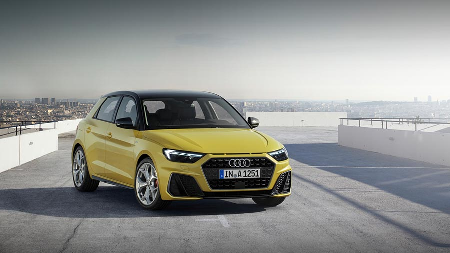 Car News | Aggressive styling for new Audi A1 | CompleteCar.ie