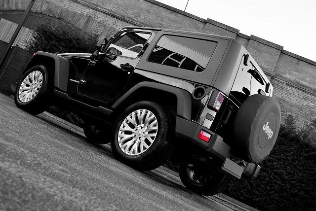 Car News | Kahn makes Wrangler less off-road | CompleteCar.ie