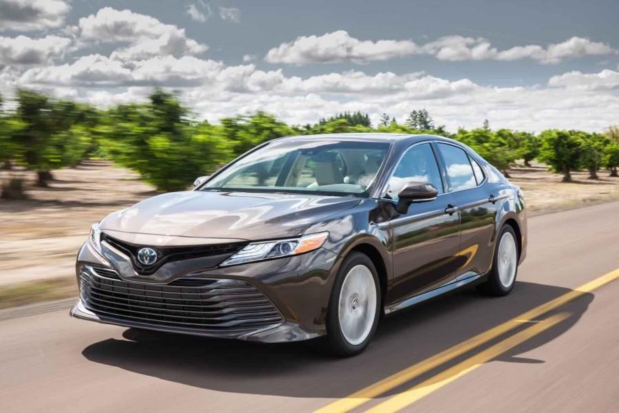 Car News | Toyota Camry returns to Ireland