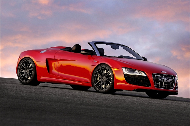 Car News | Supercharged Audi R8 | CompleteCar.ie