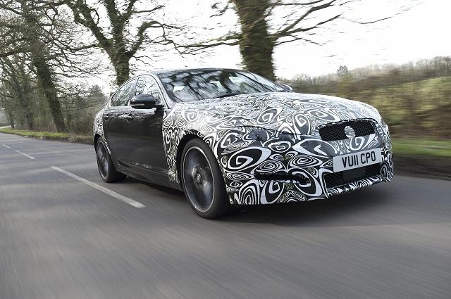 Car News | New 2.2 Jaguar XF | CompleteCar.ie