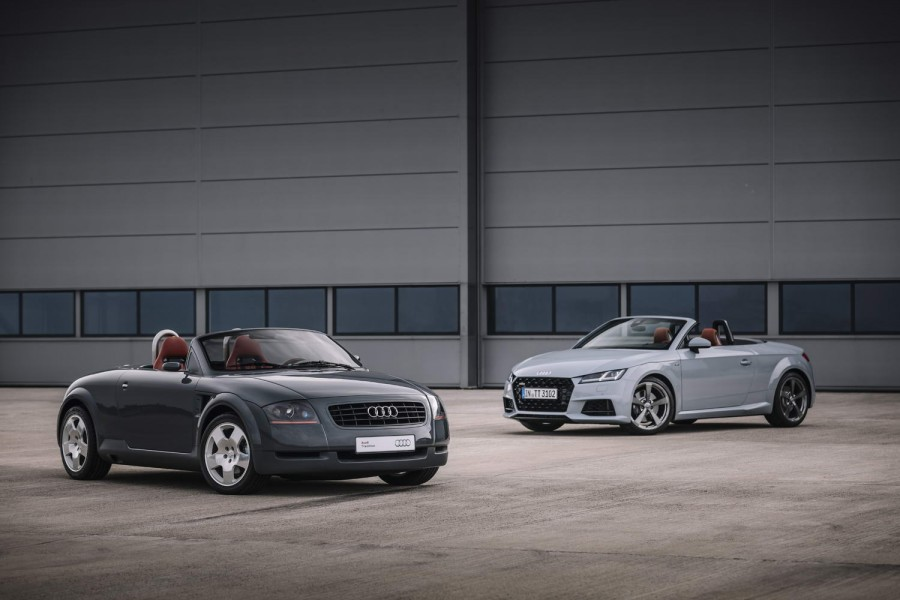 Car News | Audi reveals limited edition TT 20 Years