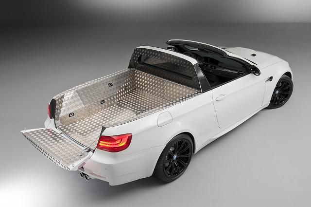 Car News | BMW M3 pickup - in detail | CompleteCar.ie