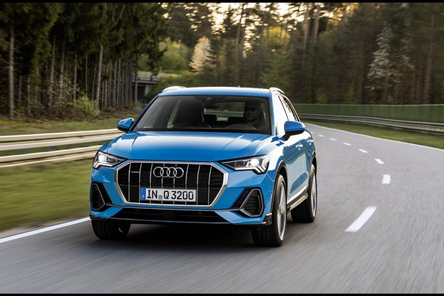 Car News | Second-generation Audi Q3 revealed | CompleteCar.ie
