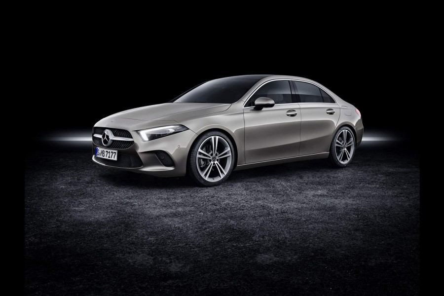 Car News | Mercedes A-Class Saloon coming in 2019 | CompleteCar.ie