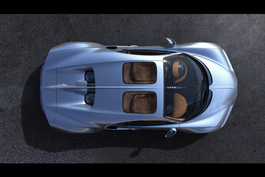 Car News | Bugatti Chiron gets 'Sky View' roof
