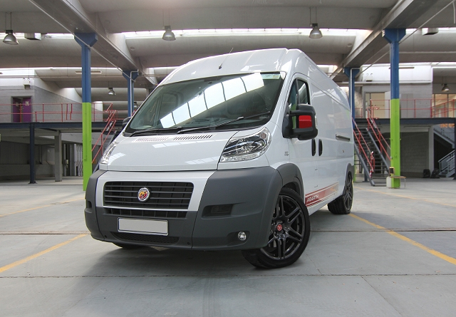 Car News | Abarth unleashes first ever van | CompleteCar.ie