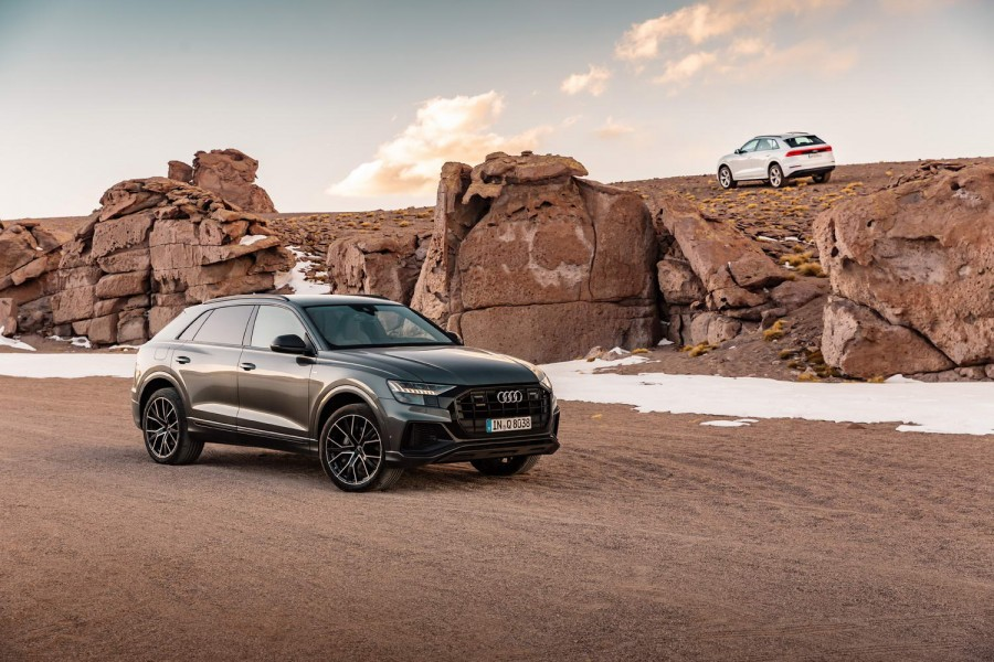 Audi Announces Irish Prices For Q8 Suv Car And Motoring News By