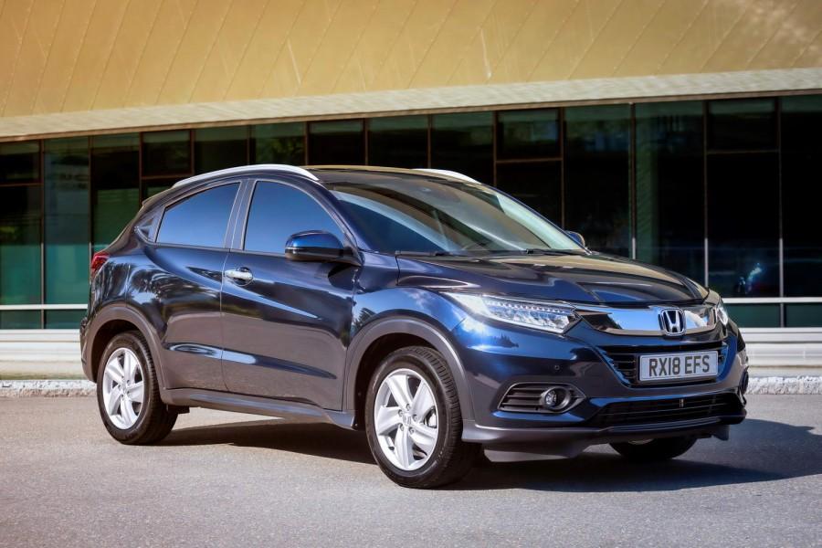 Car News | Honda refreshes HR-V for 2019MY
