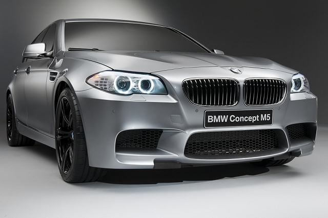 Car News | All-new BMW M5 previewed | CompleteCar.ie