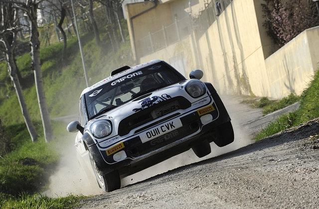 Car News | MINI rally car wins | CompleteCar.ie