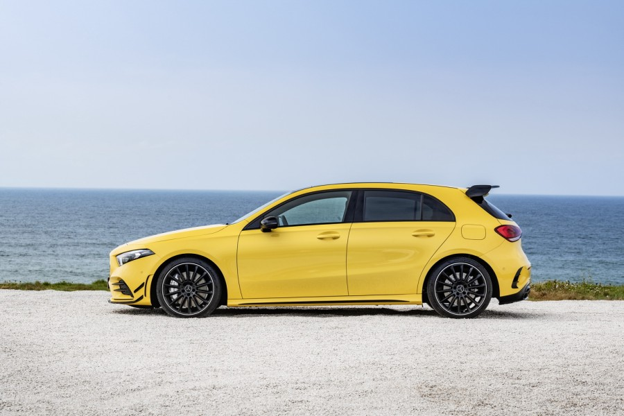 Car News | Mercedes-AMG A 35 hot hatch revealed | CompleteCar.ie
