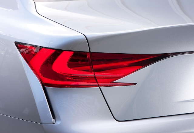 New Lexus GS teased