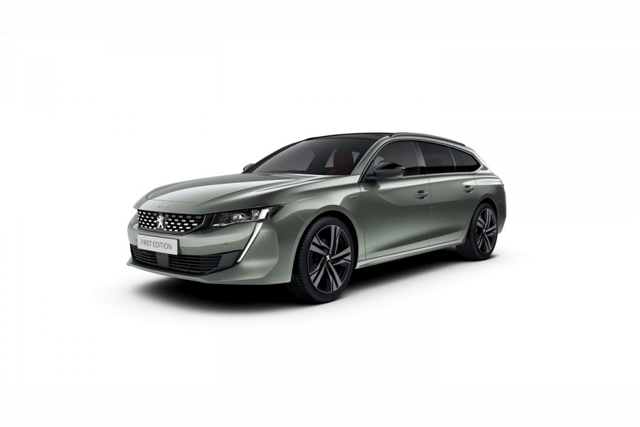 Peugeot Kick Starts 508 Sw With First Edition Car And Motoring