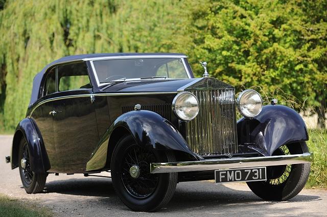 Car News | 1932 Rolls to star at Villa d'Este | CompleteCar.ie