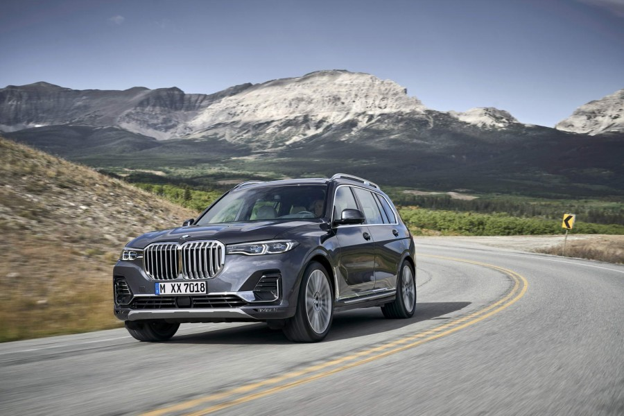 2019 Bmw X7 Full Pictures And Details Car And Motoring News By Completecar Ie