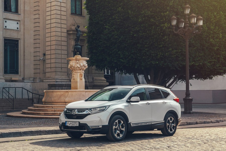 2018 Honda CR-V: News, Hybrid Version, Arrival >> Honda Cr V Hybrid Priced From 38 000 Car And Motoring