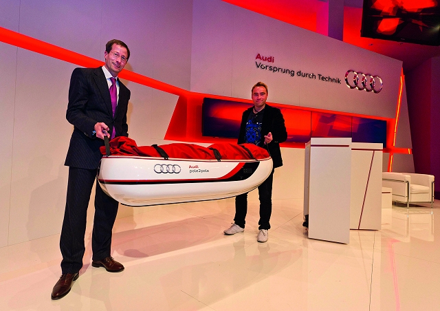 Car News | Audi supports pole-to-pole expedition | CompleteCar.ie