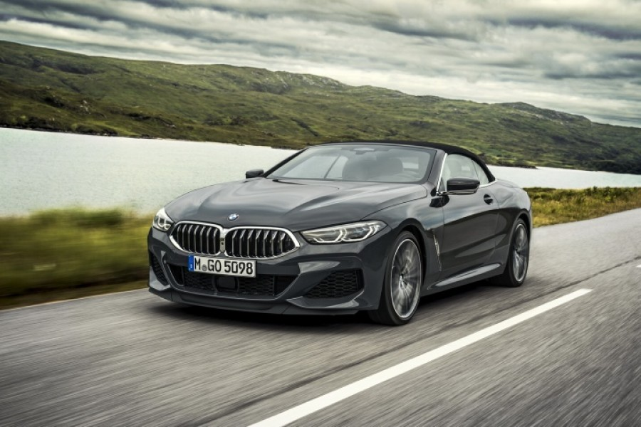 Car News | BMW 8 Series Convertible: full pictures and details | CompleteCar.ie