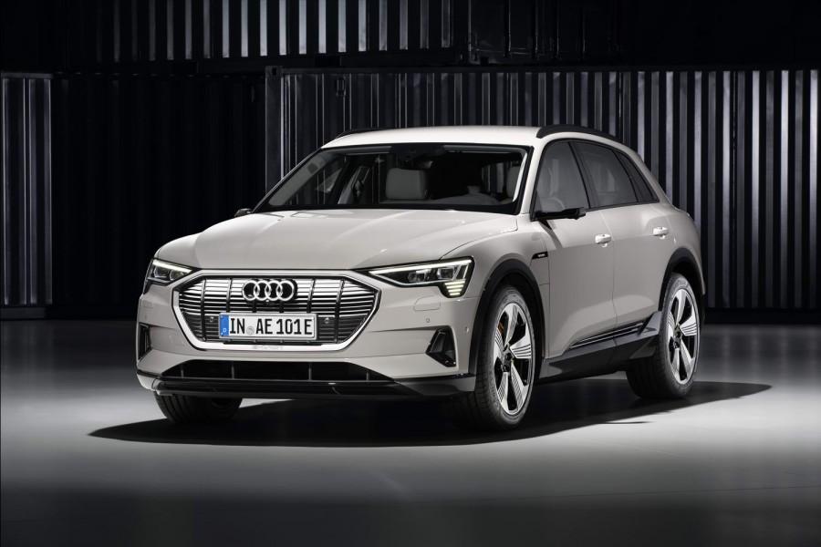 Audi Ireland Reveals Pricing Of 2019 E Tron Ev Suv Car And