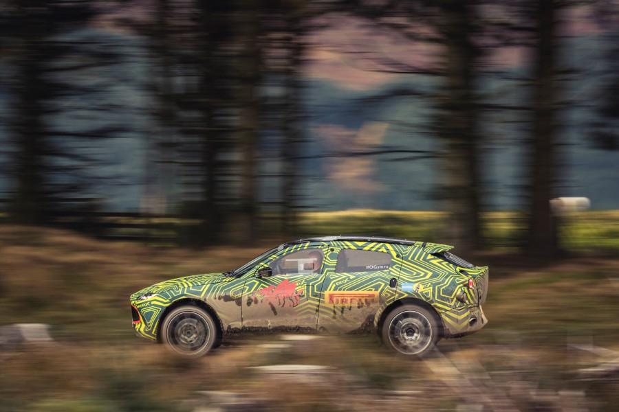 Car News | Aston Martin DBX SUV first look