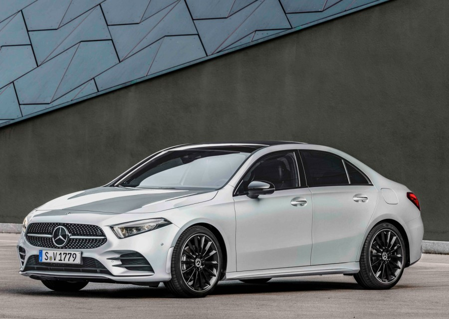 Car News | Mercedes-Benz product offensive in 2019