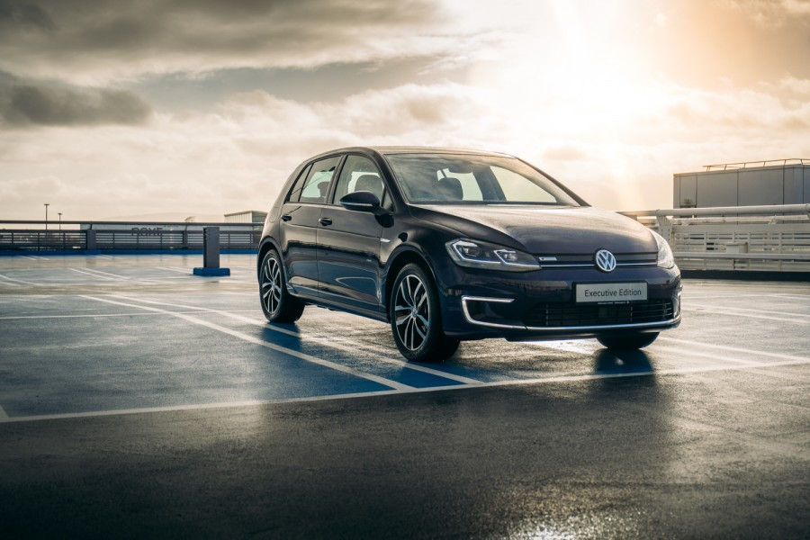 Volkswagen launches business-spec electric Golf