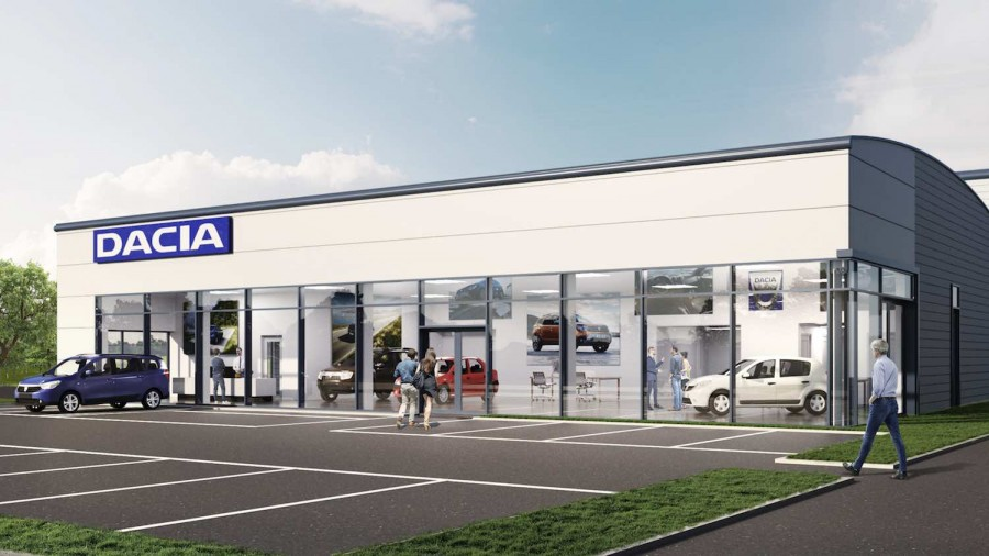 First standalone Dacia showroom in Ireland opens