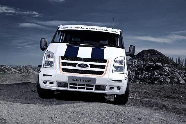 Car News   New Ford 'supervan' revealed   CompleteCar.ie