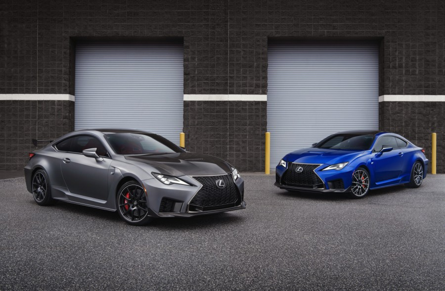 Car News | Lexus hots up RC coupe with Track Edition