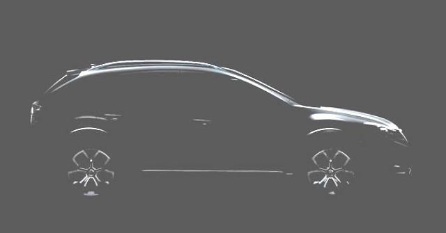 Car News   New Subaru crossover   CompleteCar.ie