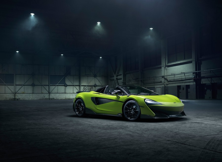 Car News | McLaren reveals 600LT Spider